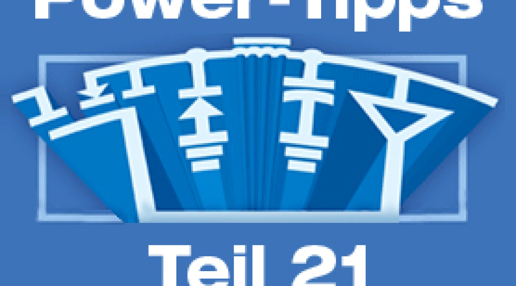 Power-Tipp 21