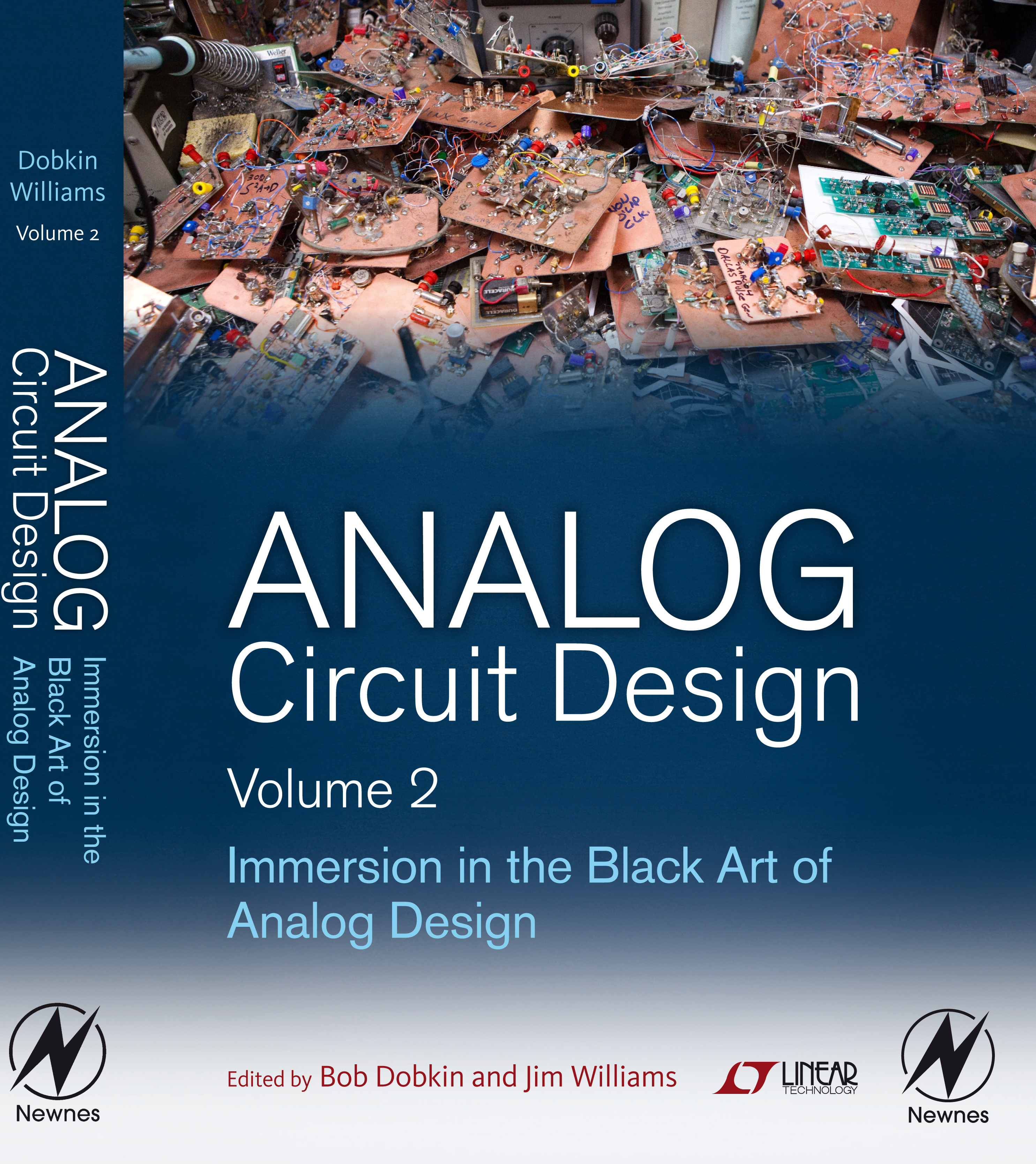 Analog Circuit design. Dobkin, Williams