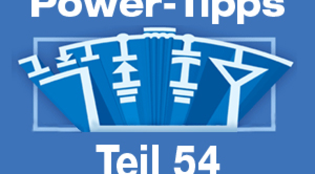 Power-Tipp 54